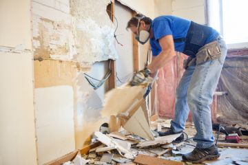 Demolition Services in Snellville by Total Home Improvement Services
