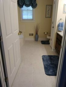 Bathroom remodeling in Oakwood GA by Total Home Improvement Services