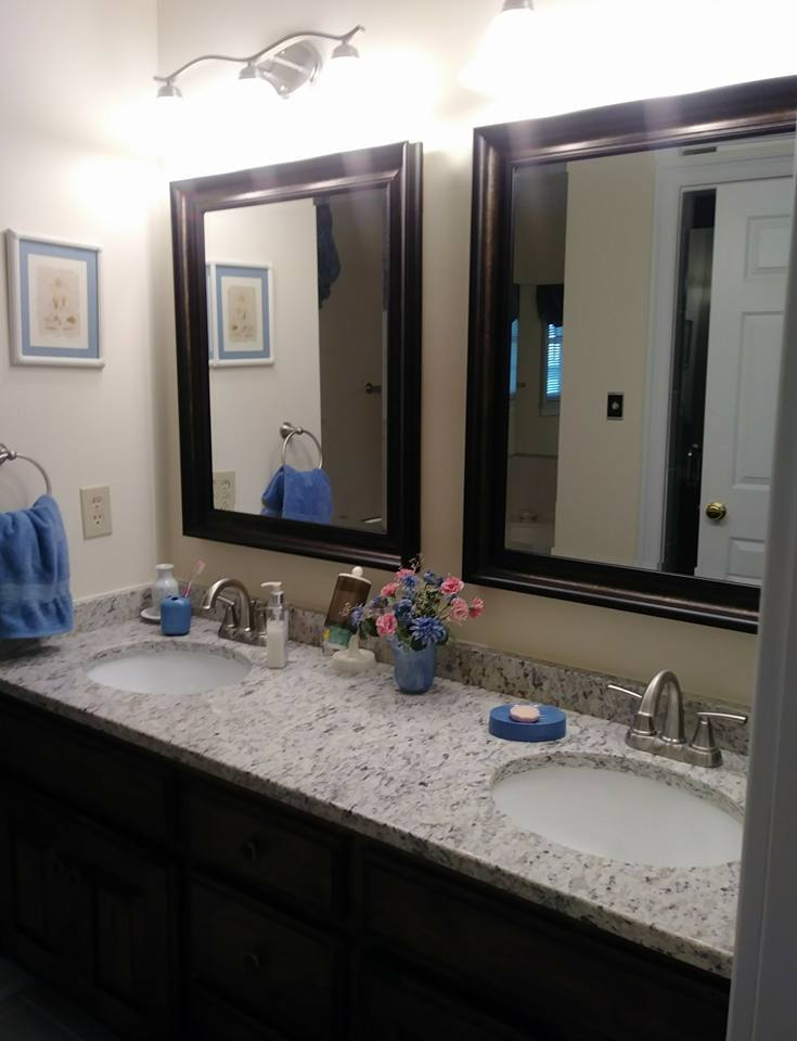 Bathroom remodeling in Monroe GA by Total Home Improvement Services