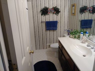 Before and After Hall Bath Remodeling in Athens, GA (1)