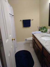 Before and After Hall Bath Remodeling in Athens, GA (2)