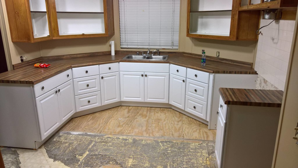 Kitchen remodeling in Rockbridge GA by Total Home Improvement Services