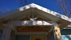 Front Porch Roof in Athens, GA. (1)