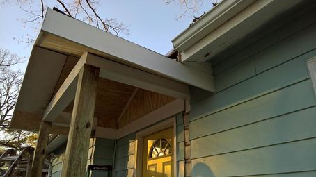Front Porch Roof in Athens, GA. (6)