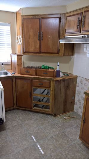 Before and After Cabinet Replacement in Madison, GA (2)
